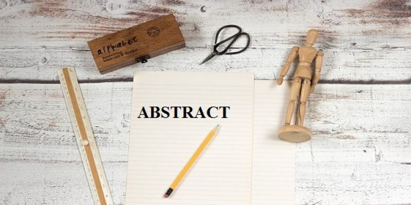 What Is An Abstract Page Example